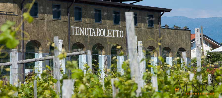 tenuta roletto wedding catering